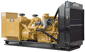 Mid Kent Generators Caterpillar Generators